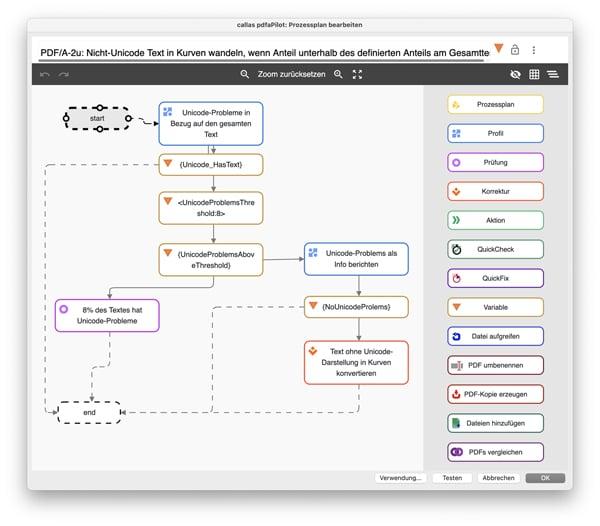 Der pdfaPilot 10.2 von callas ermöglicht eine noch einfachere PDF/A-Konvertierung (Quelle: callas)