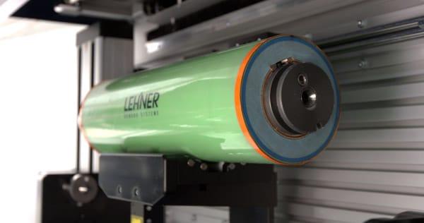FlexoMatrix-Adaptersystem für alle gängigen Sleeve und Zylindertypen (Quelle: Lehner GmbH)