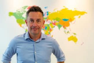Gary Seward, Geschäftsführer von Pulse Roll Label Products (Quelle: Pulse Roll Labels)