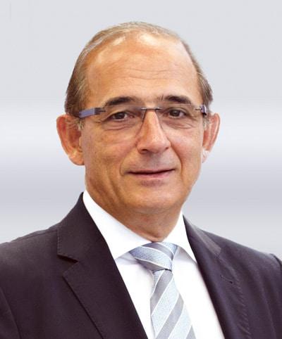 Enis Ersü, CEO und Mitbegründer von Isra Vision (Quelle: Isra Vision)