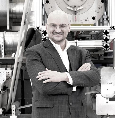Dario Urbinati übernimmt als Head of Sales ab Juni 2021 die Vertriebsleitung bei Gallus (Quelle: Gallus Ferd. Rüesch AG)