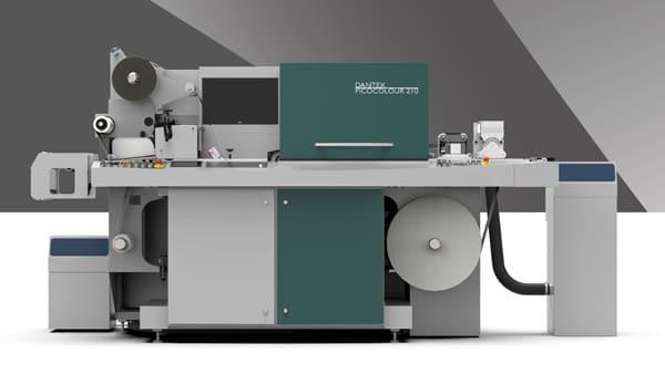 Die Dantex PicoColour UV-Inkjet-Digitaldruckmaschine gewinnt auch in den USA immer mehr an Bedeutung (Quelle: Dantex)