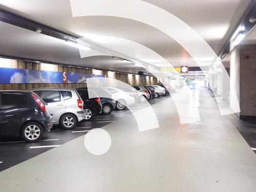 Beispiel Parken: Das papierlose Ticket (Quelle: smart-Tec)