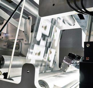 PureFlexoPrinting soll die unkontrollierte Ausbreitung von Druckfarbe im Flexodruck vermeiden (Quelle: Miraclon)