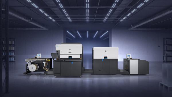 Mit seinem Indigo-Digitaldruckmaschinen bietet HP eine Möglichkeit zum Sicherheitsdruck. Gerade bei Etiketten und Verpackungen ein wichtiges Thema (Quelle: HP)