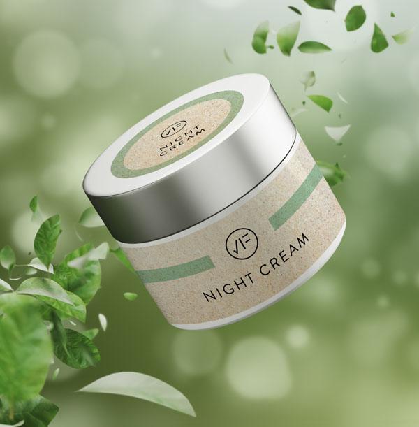 Zunehmend nutzen auch Kosmetik-Produktanbieter ökologische Etiketten-Materialien für ihre Produkte