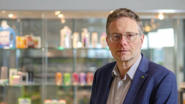 Jan De Roeck, Director Industry Relations & Strategic Marketing bei Esko (Quelle: Esko)