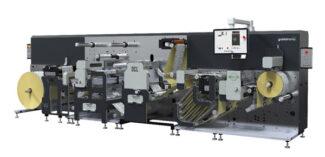 Die neue Grafotronic DCL2 bei Sauter Druck wurde in 550 mm Breite geliefert (Quelle: Grafotronic)