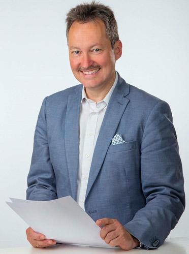 Martin Strobel, Geschäftsführer, MCA Pro, CH (Quelle: Rotocontrol)