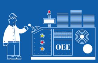 In der Flexodruckbranche ist die Gesamtanlageneffektivität (OEE, Overall Equipment Effectiveness) ein wichtiger Kennwert zur Leistungsmessung an der Druckmaschine (Quelle: Asahi)