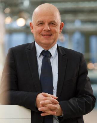Dr. Michael Has, Distinguished Professor an der Universität Grenoble (Quelle: Dr. Has)