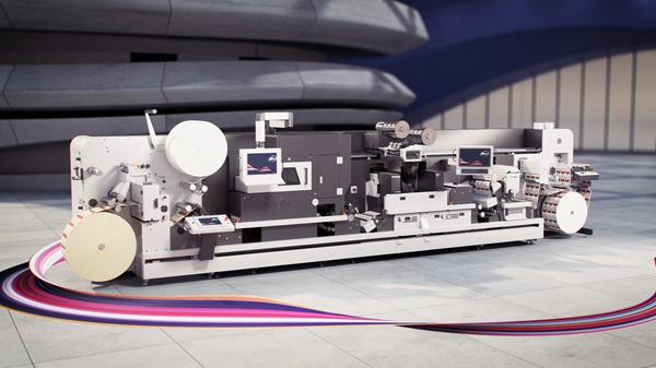 Die Kombination der ABG Finishing-Maschine und der neuen DigiLase 4.0 eröffnet neue Produktionsmöglichkeiten (Quelle: ABG)