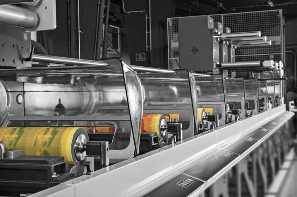 Ein hoher Automatisierungsgrad macht die Maschine bedienerfreundlich und sicher (Quelle: Nilpeter)
