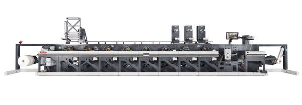Das innovative Maschinenlayout der neuen FA für die die unterschiedlichsten Anwendungen (Quelle: Nilpeter)