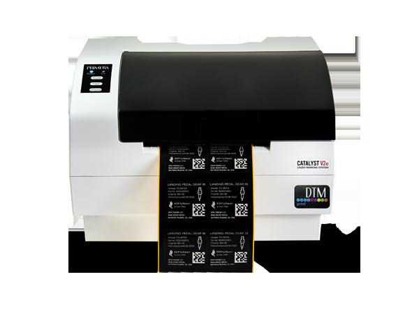 Der neue Catalyst-Laserdrucker von Primera eignet sich speziell für den Druck hochbeständiger und langlebiger Etiketten (Quelle: Primera)
