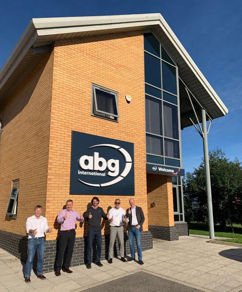 Im ABG-Headquarter herrscht angesichts der positiven Geschäftsentwicklung gute Stimmung (Quelle: ABG)