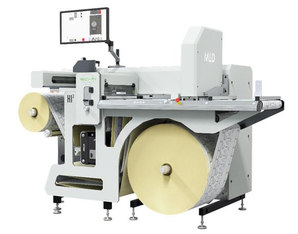 Die Grafotronic HI3 570 für Schneide- und Inspektionsaufgaben (Quelle: Grafotronic)
