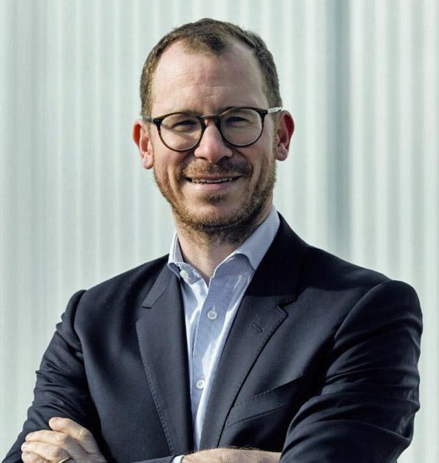 Jan Franz Allerkamp leitet künftig die Global Business Line Paper & Board von Actega (Quelle: Actega)