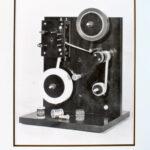 Die erste Banddruckmaschine von Mark Andy aus dem Jahr 1946 (Quelle: Mark Andy)