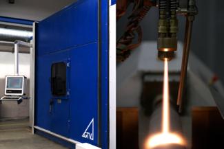 Die neue Keramik-Beschichtungsanlage ermöglicht Zecher größere Flexibilität und höhere Produktionskapazitäten (Quelle: Zecher)