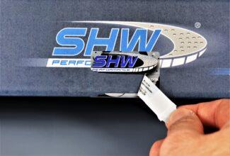 Die enseal-Sicherheitsetiketten von SHW Performance ermöglichen den Produkthersteller höhere Sicherheit gegen Fälschungen (Quelle: SHW Performance)