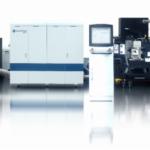 Die Rotocontrol-Hybridlösung mit der Domino N610i steht im Mittelpunkt des Open house in Siek (Quelle: Rotocontrol)