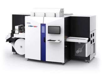 Mit der Screen Truepress Jet L350 UV SAI übernimmt die Nilpeter GmbH eine weitere Digitaldruckmaschine in ihr Portfolio (Quelle: Nilpeter)