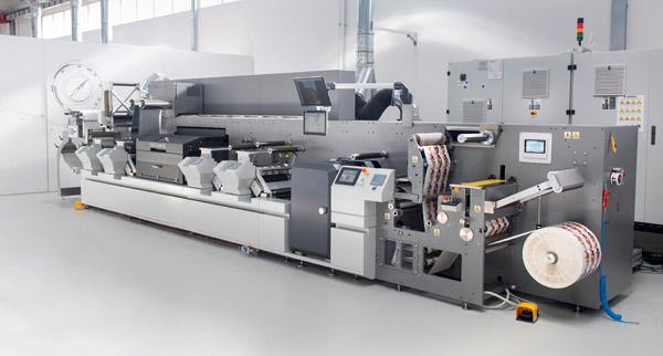 Die Bobst Master DM5 ist eine All-in-One/All-Inline-Etikettendruckmaschine (Quelle: Bobst)
