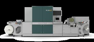 Die neue Dantex PicoColour 254HD mit größerer Druckbreite und noch mehr Möglichkeiten (Quelle: Dantex)
